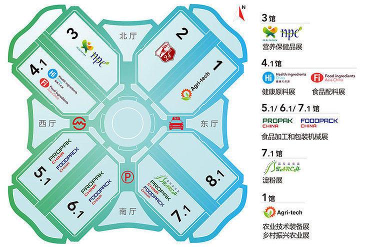 展馆平面图 (2)